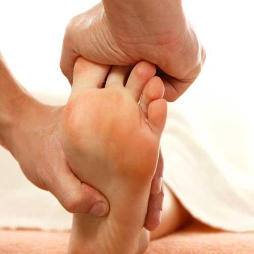 Lymfatická nohou
